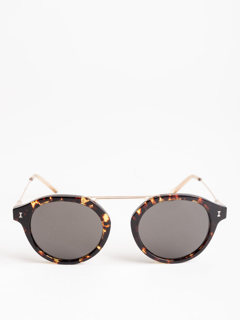 greenwich sunglasses - tortoise/citrine
