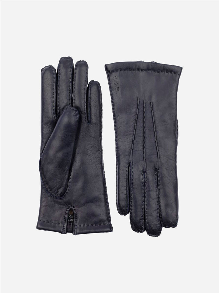 mary gloves - navy