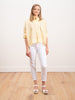 olena shirt - light yellow