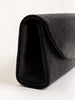 baby grande stingray clutch - black