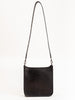 small asher bag - black w/ natural strap