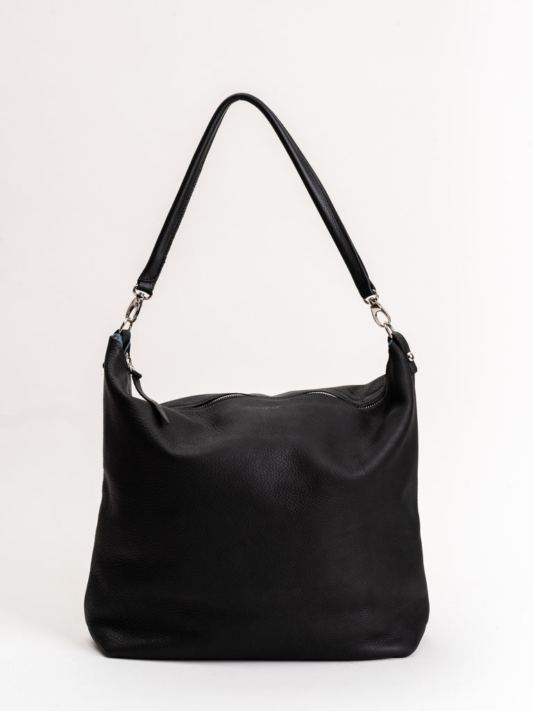 large jacqui bag - black