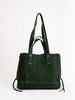 georges m bag - green
