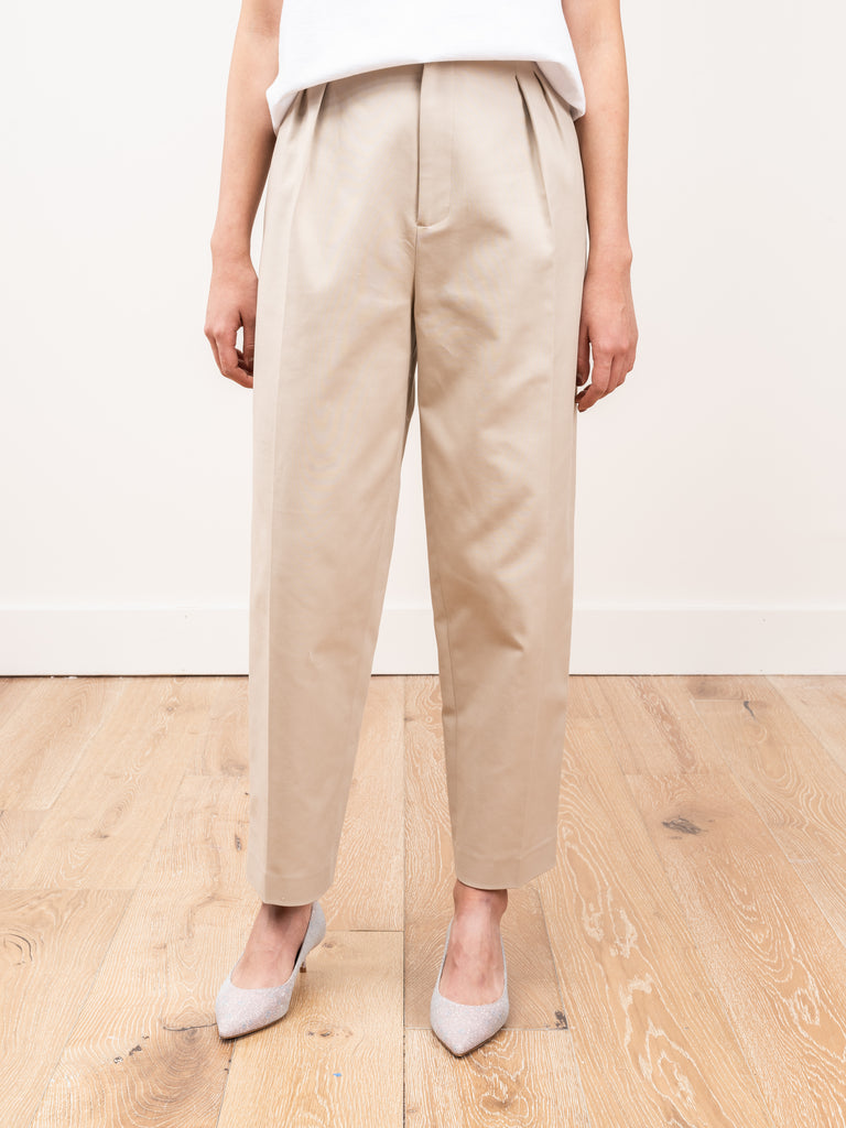 tiffany trouser - putty