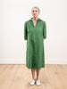 3/4 sleeve dress - frog