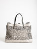 kingsbridge tote - cutout leather