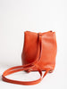mini sling backpack - orange