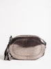 marc goatskin bag - lame champagne