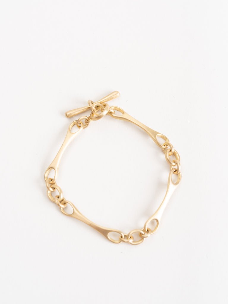 medium city bar bracelet