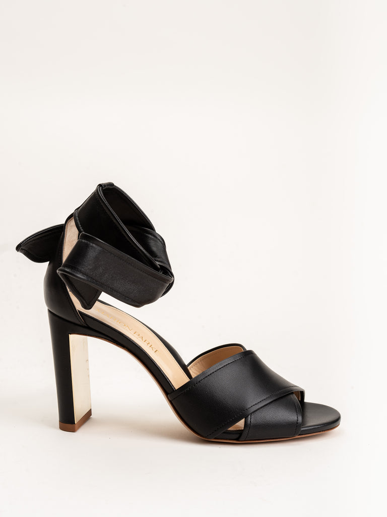 leah strappy pump