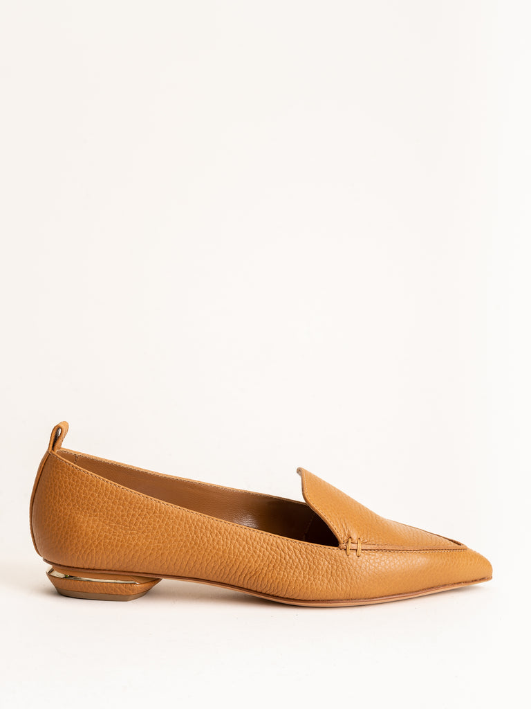 beya loafer - tan