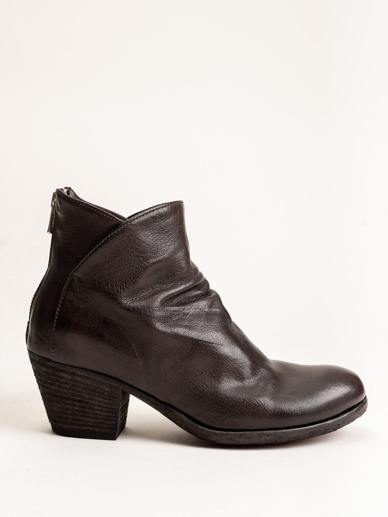 giselle mid heel boot - ignis urban chic