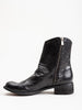 lison double zip boot - ignis nero
