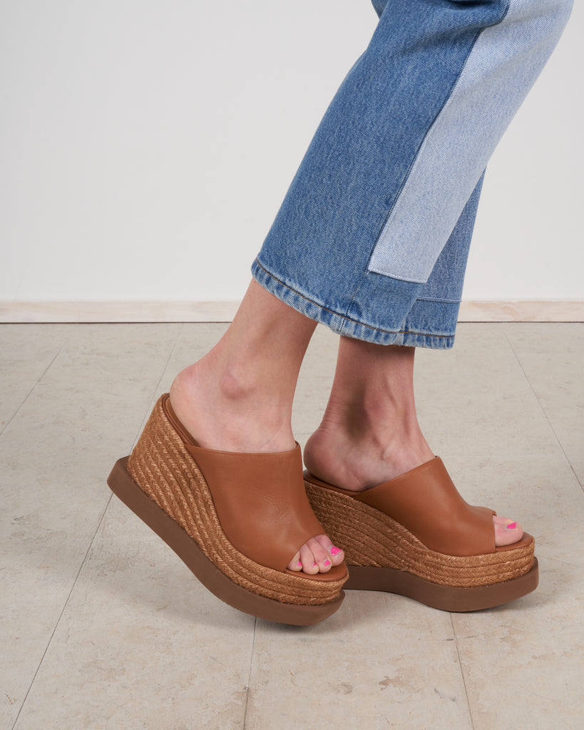 carcarana wedge - cuio