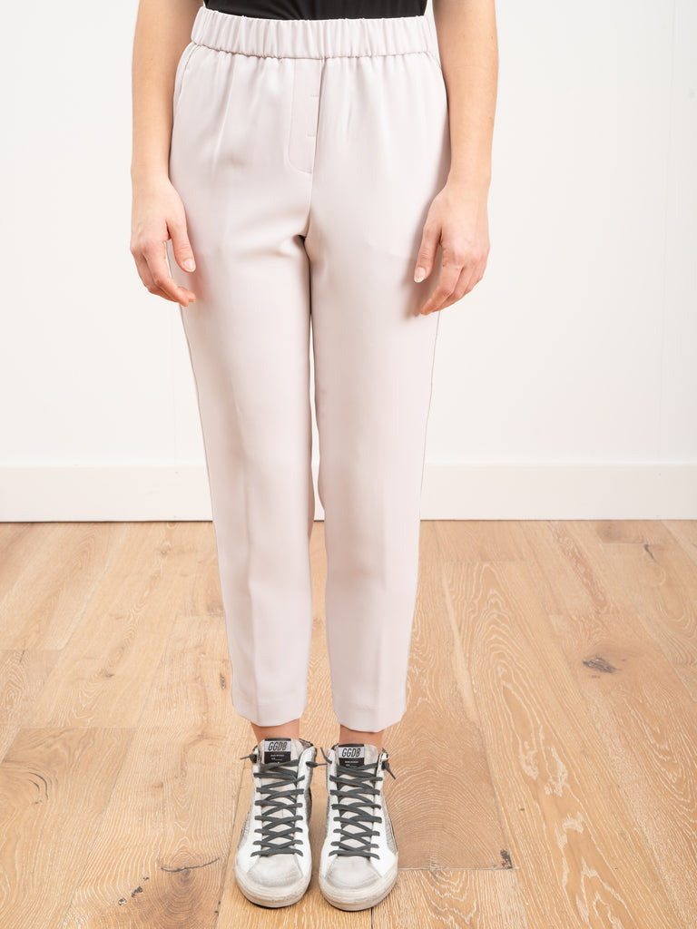 cady pull on pant - blush taupe