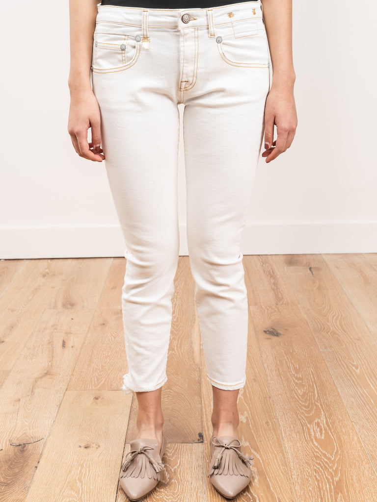 boy skinny jean - garret white