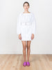 Rachel Comey Undone 2-Way Dress in White