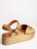 aruba wedge - gold