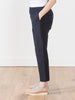 Sibel Saral Fringe Pant in Navy