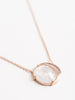 moon phase necklace