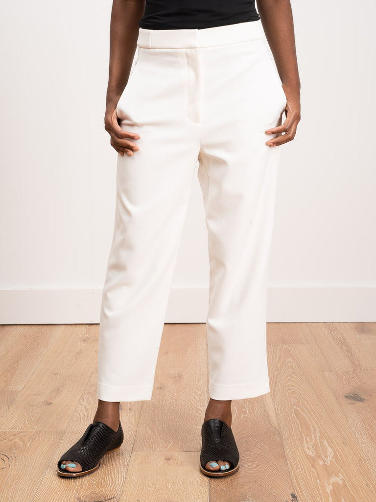 taylor mid-rise pants*