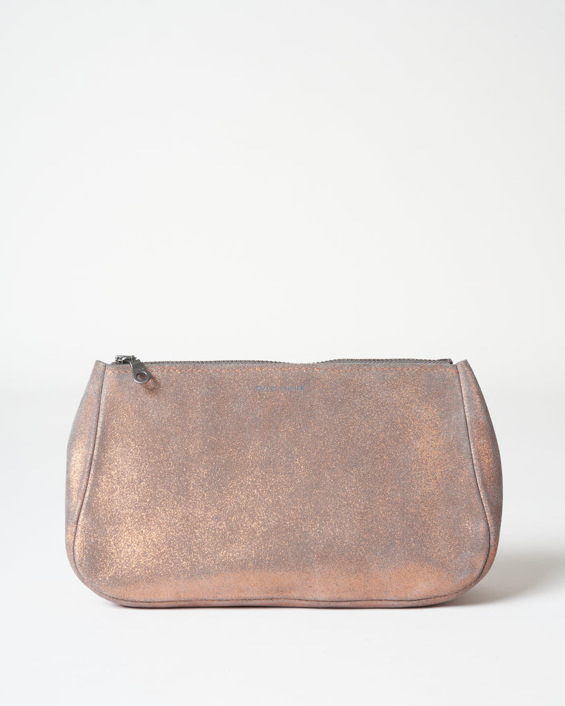 medium fatty pouch - sparkle copperfield