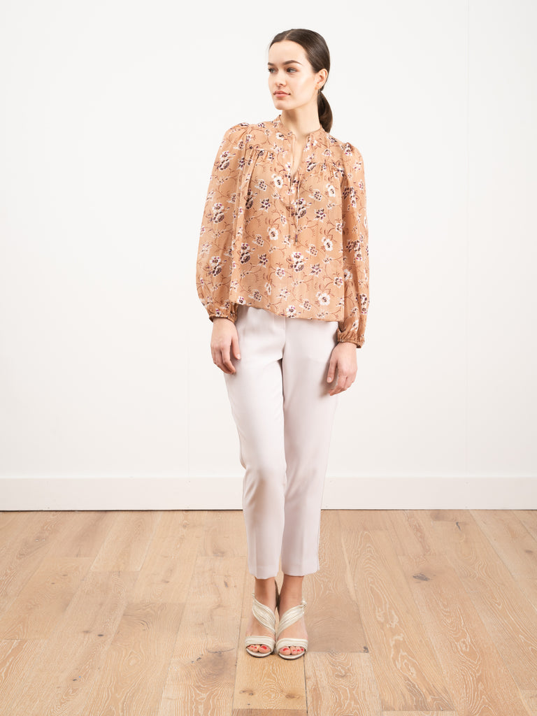 Ulla Johnson Constance Blouse CafŽ