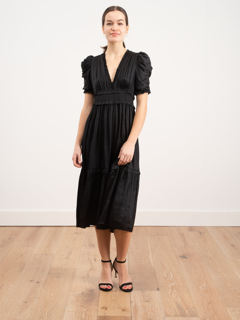 Ulla Johnson Maya Dress Noir