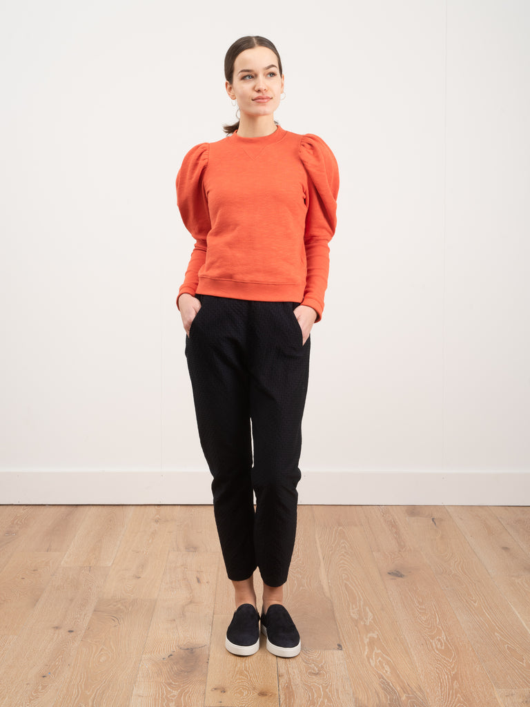 Ulla Johnson Philo Pullover Chili