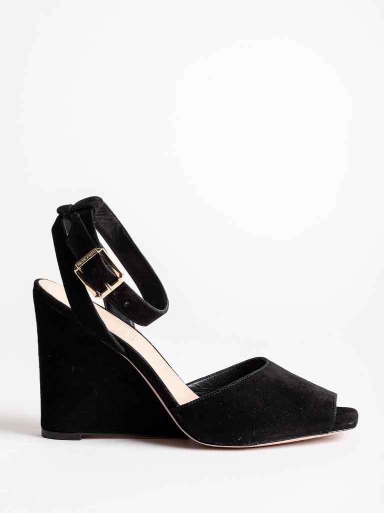 cyndi wedge - black