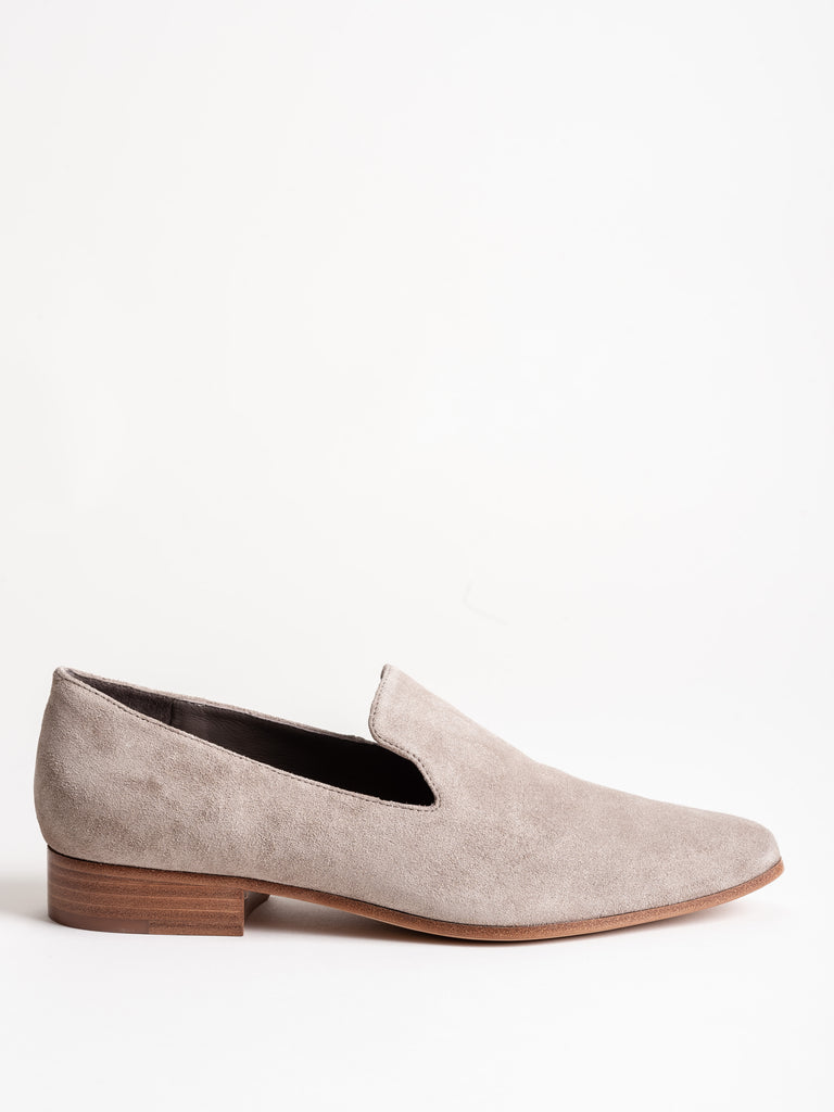 lela loafer - light woodsmoke