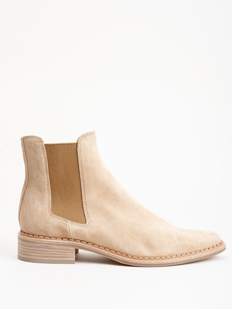 western double gore boot - sand