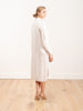 carissa dress - pearl