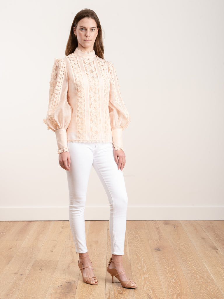 super eight flutter shirt - shell