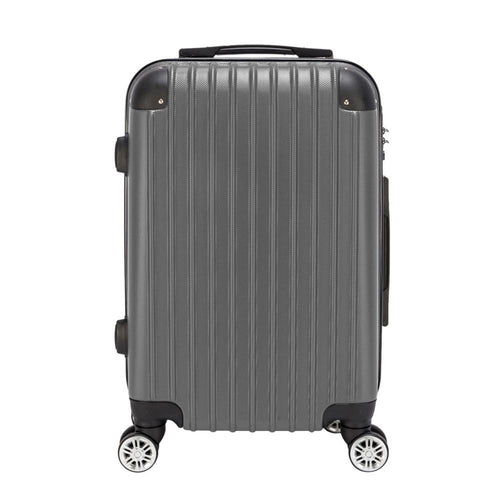 Luggage For Your Trip: 20 inch Waterproof Spinner Luggage Travel Business Large Capacity Suitcase