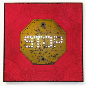Stop Sign (Red)