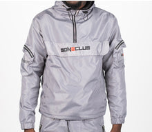 Load image into Gallery viewer, GC Cargo Windbreaker - Grey