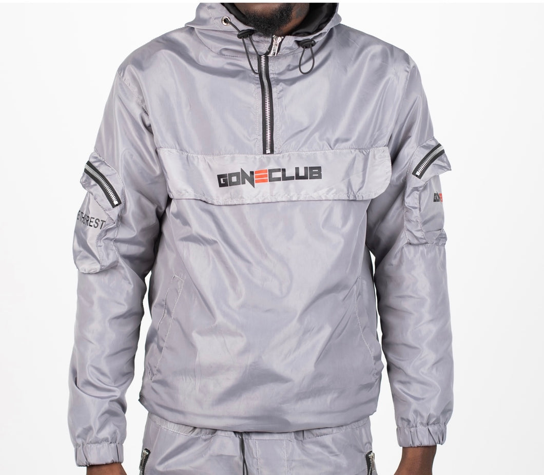 GC Cargo Windbreaker - Grey
