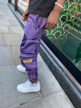 Load image into Gallery viewer, GC Cargo Pants Limited Edition - Purple