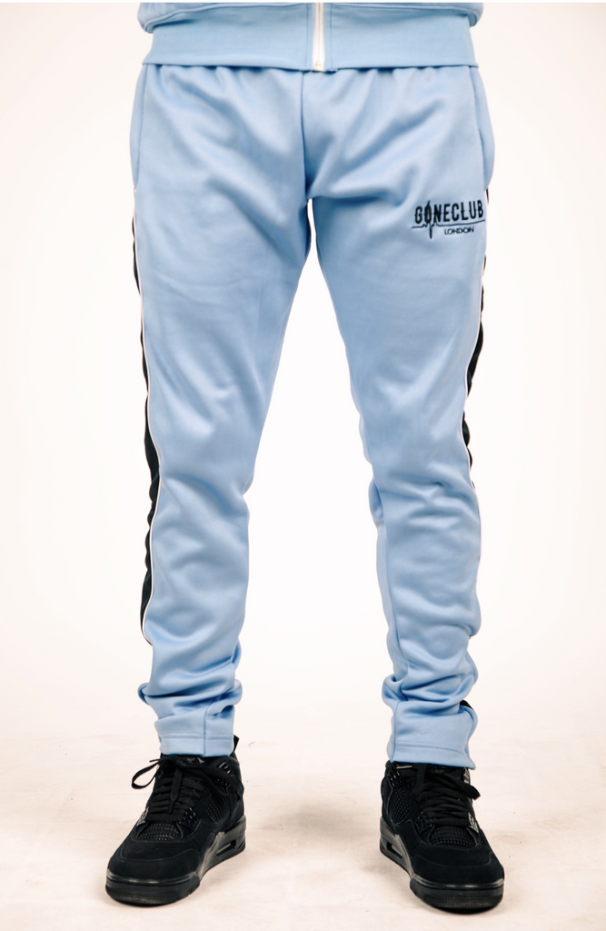 GC Tracksuit Bottoms - Blue