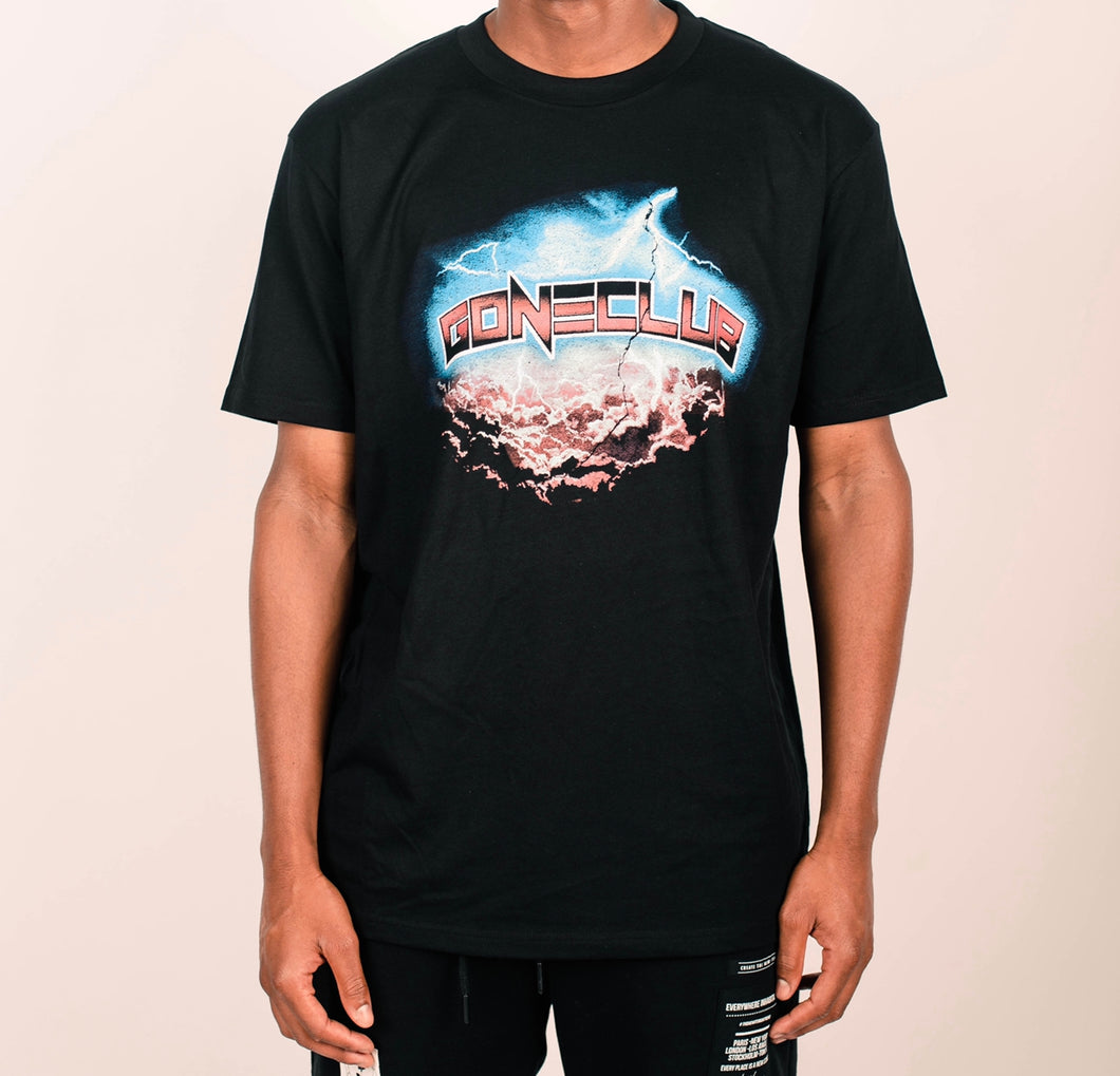GC Graphic Storm T-shirt - Black
