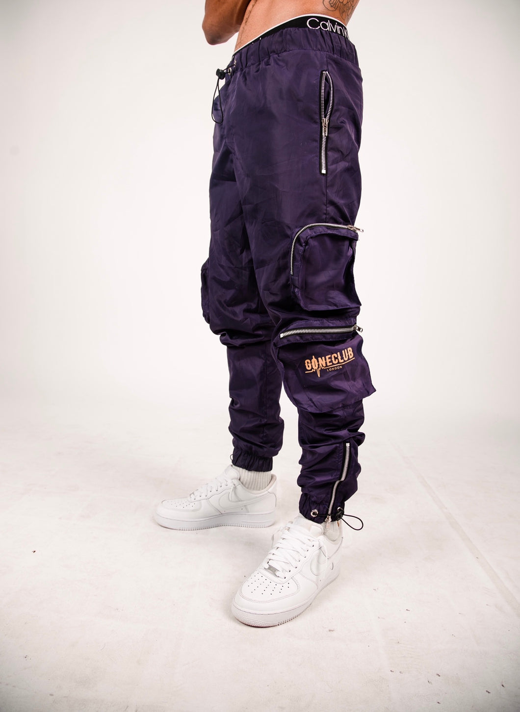 GC Cargo Pants Limited Edition - Purple