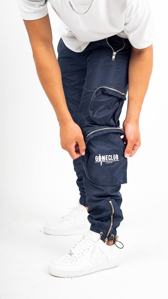 GC Cargo Pants - Navy
