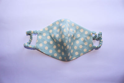 Face Mask - Polka Dot
