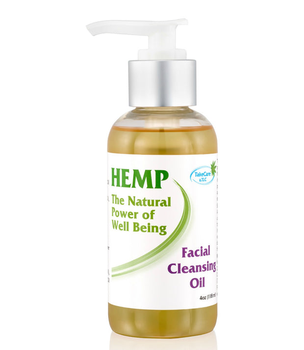 Hemp Seed Oil Facial Cleanser