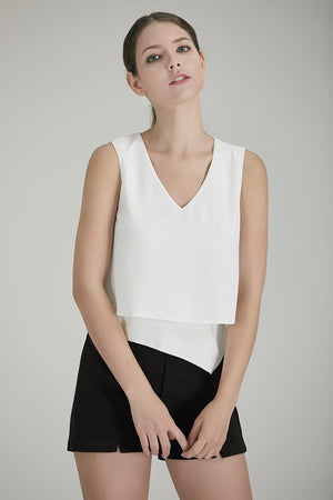 Allie Asymmetrical Top