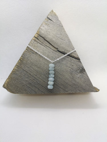 Aquamarine Necklace