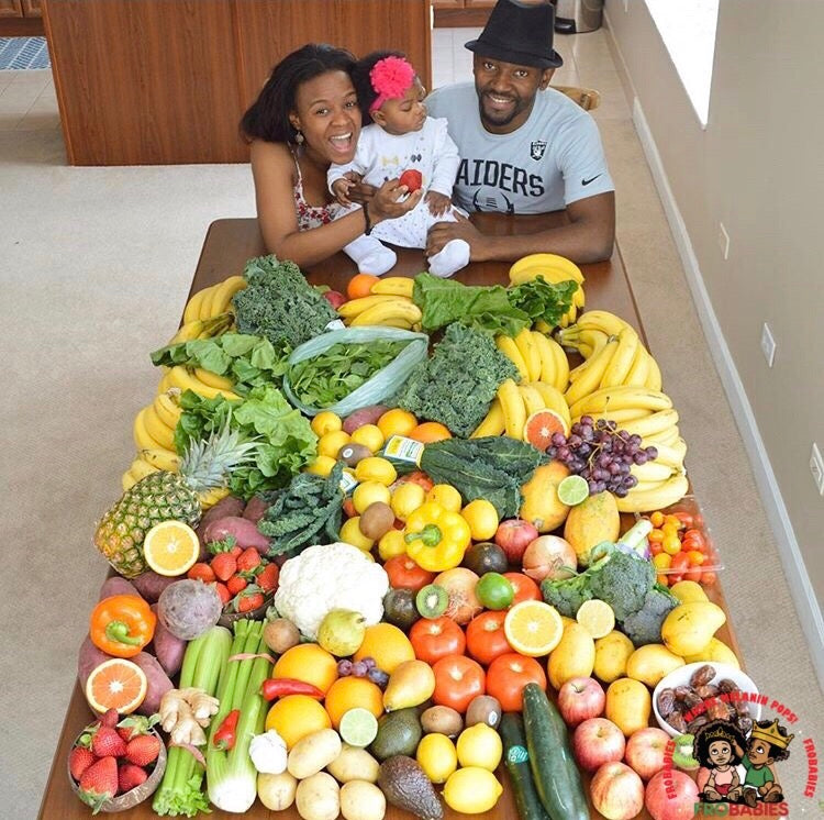 Maintaining Your Melanin:  How to Eat Healthy When You're Busy and Tired