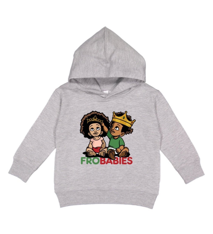 Infamous Logo Toddler Hoodie