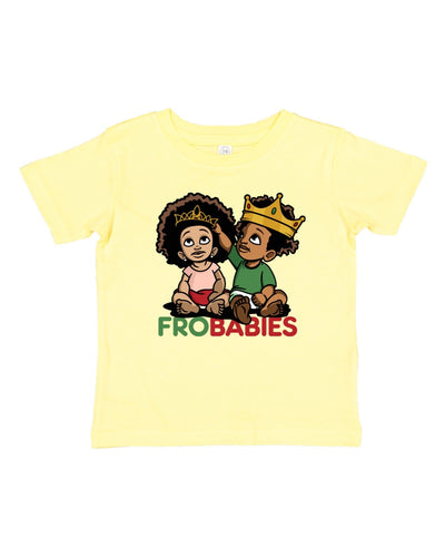 The Infamous Frobabies Signature Logo T-Shirt Series